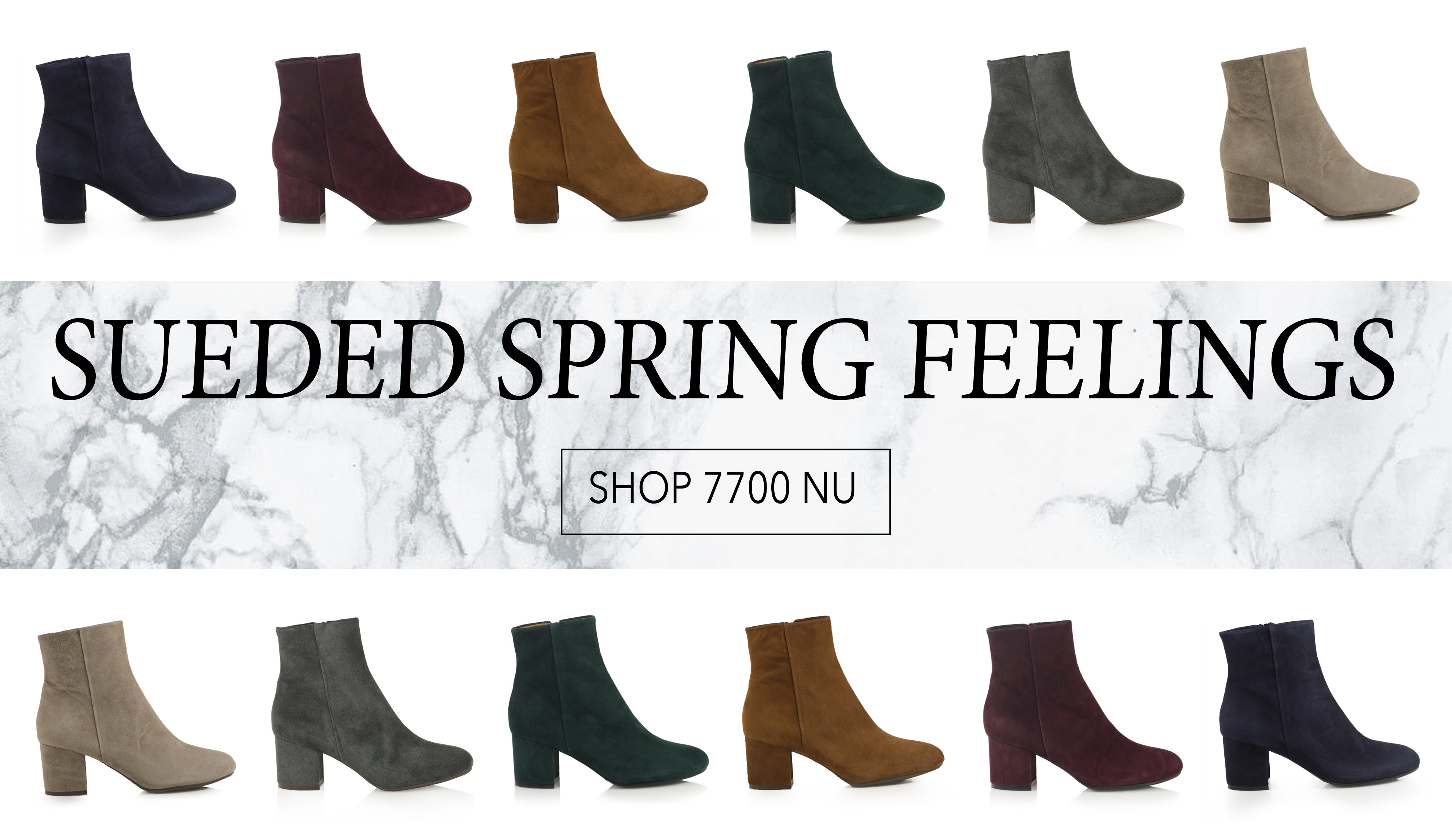 Carla F Sueded Spring Feelings
