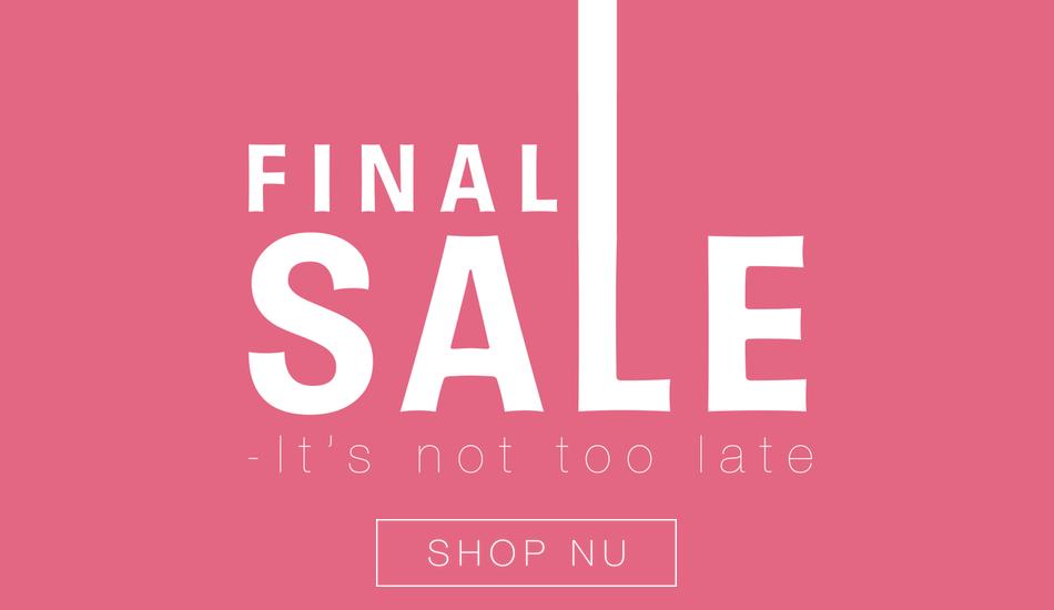 Carla F Final sale